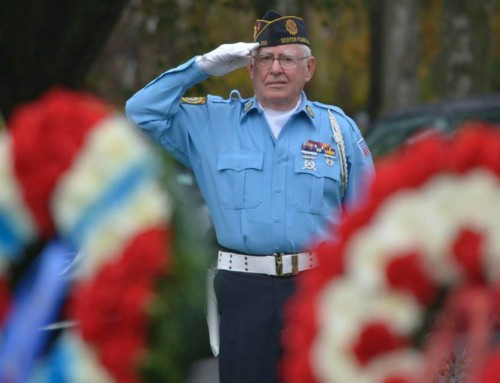 Fanwood's Veterans' Day ceremony honors those who served