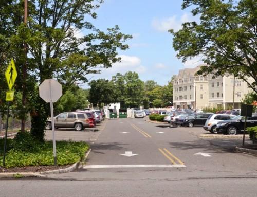 Municipal Parking Lot Reconstruction Underway
