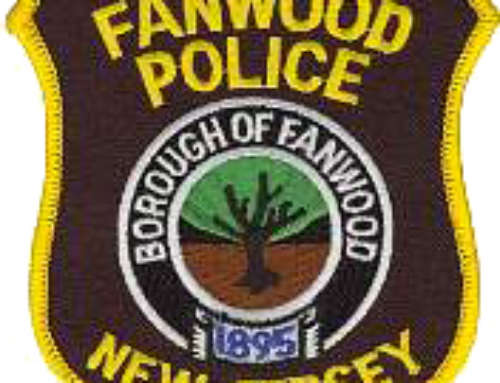 Fanwood's new arrival is welcomed, gets a police escort
