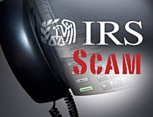 IRS Phone Scam Warning