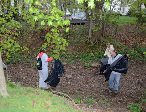 Fanwood's 28th Annual Clean Communities Day is a Success
