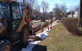 Gas Main Replacement 2017