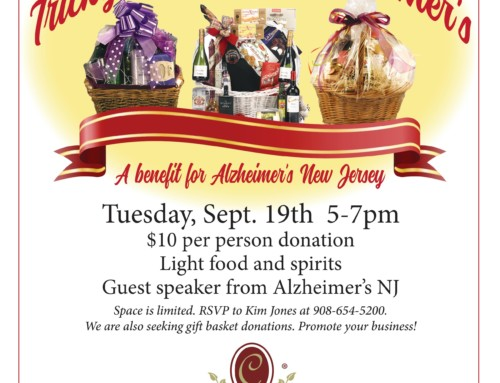 The Chelsea will host a Tricky Tray for Alzheimer's