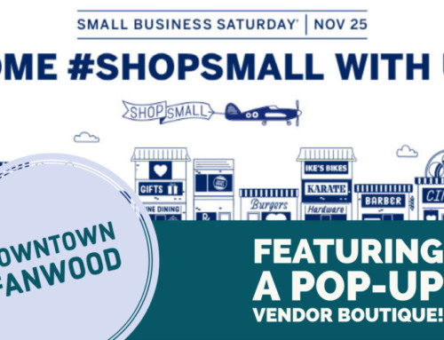 Small Business Saturday in Fanwood: November 25th